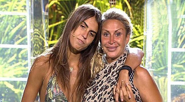 ¿De quién se esconde Sofía Suescun en casa de Raquel Mosquera?