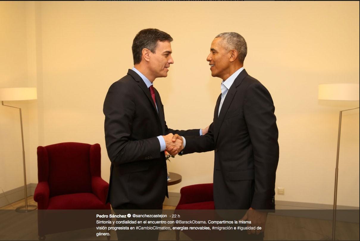 el-ex-presidente-de-estados-unidos-se-ha-reunido-con-pedro-sanchez