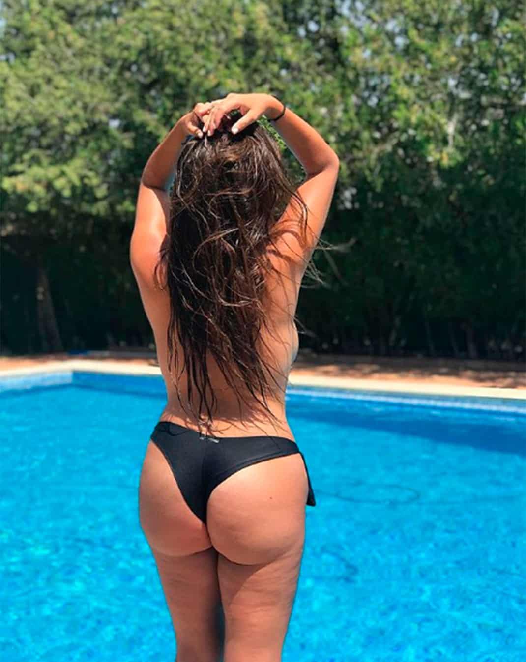 Anabel Pantoja Se Desnuda En Sus Redes Sociales