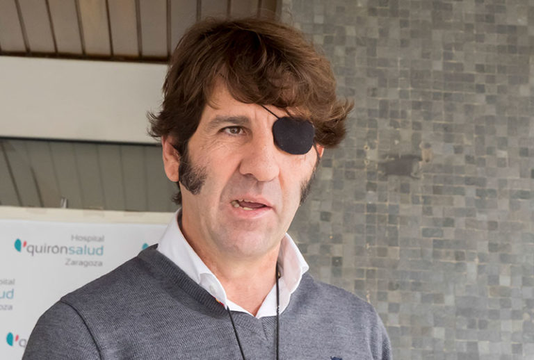 Escalofriante cogida del torero Juan José Padilla