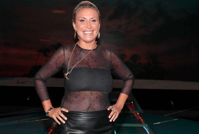Raquel Mosquera: «A mí no me hace falta hablar de Rocío Carrasco para comer»