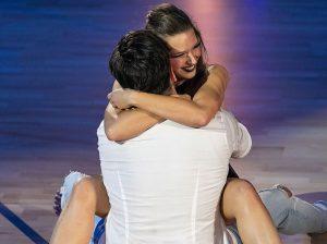 David Bustamante y Yana Olina sorprenden con su baile más sensual