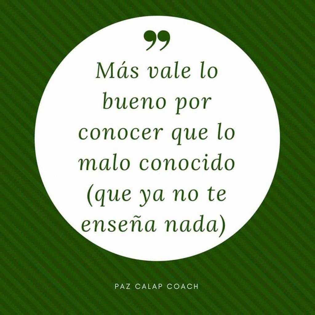 Paz Calap coaching