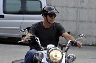 George Clooney, ingresado en el hospital tras sufrir un accidente de moto