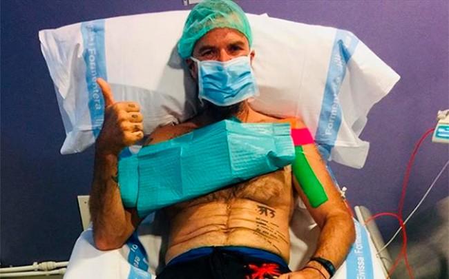 Pau Donés recibe una nueva sesión de quimio y cuenta qué tal está