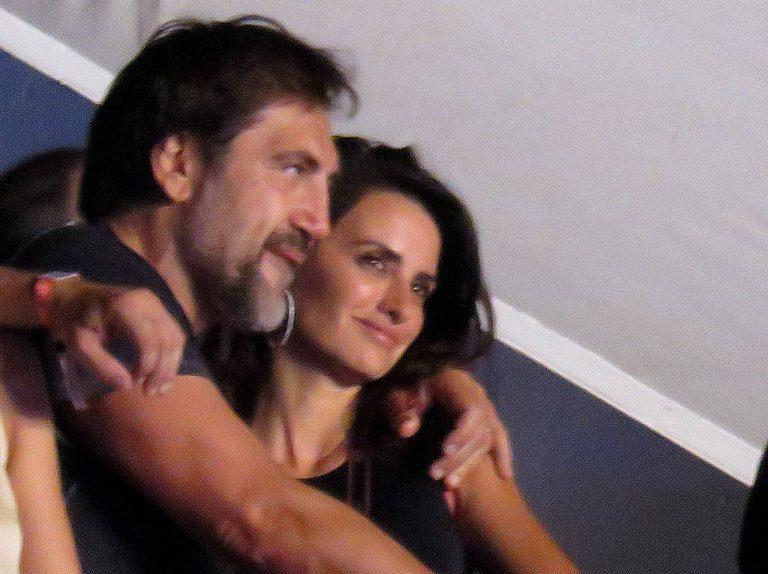 La cita nocturna de Penélope Cruz y Javier Bardem