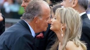La princesa Corinna tira de la manta y pone en apuros al Rey Juan Carlos