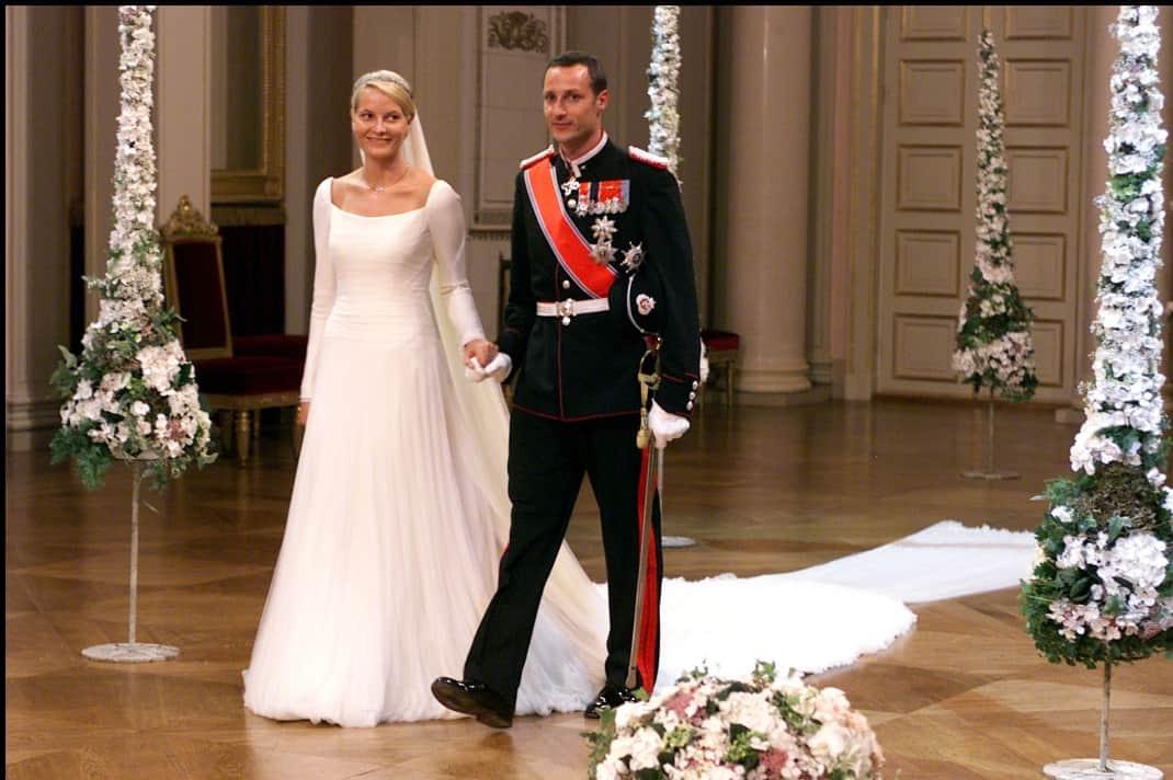mette-marit cumple 45 años. así ha cambiado la princesa noruega