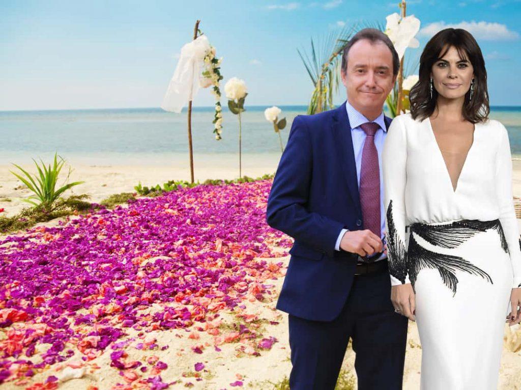 Todos los entresijos de la esperada boda de María José Suárez