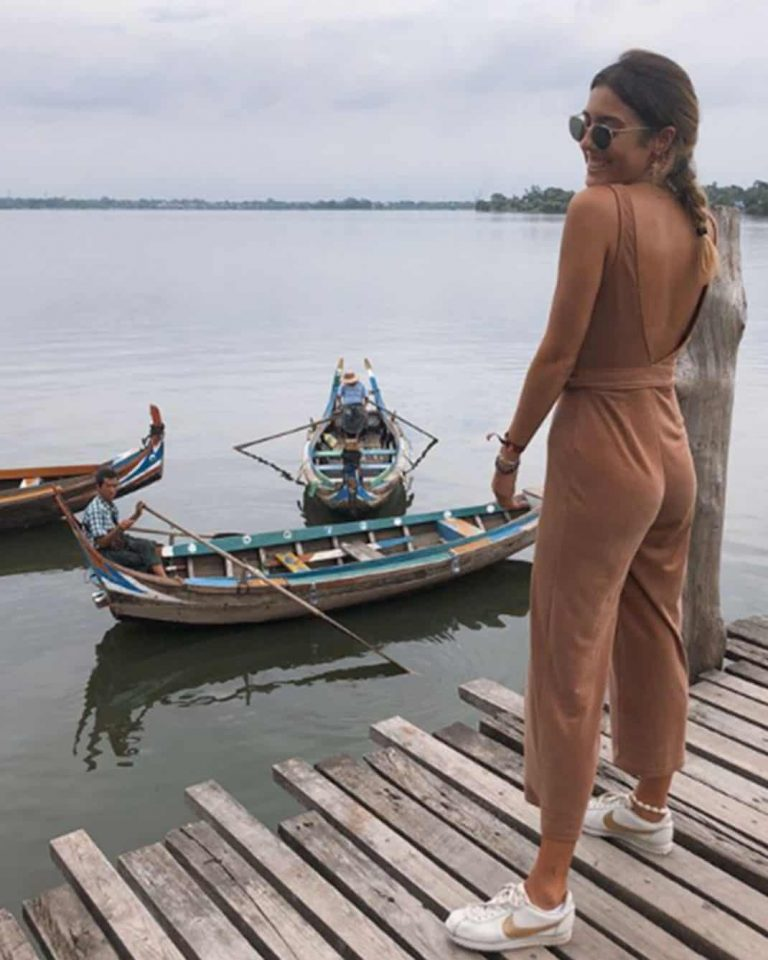 Anna Ferrer Padilla se deja seducir por Oriente