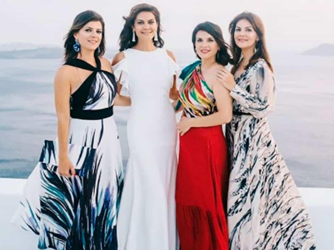 abd4b33bb7 María José Suárez y los invitados famosos de su boda