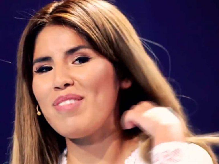 Chabelita ha respondido a los ataques de Alberto Isla
