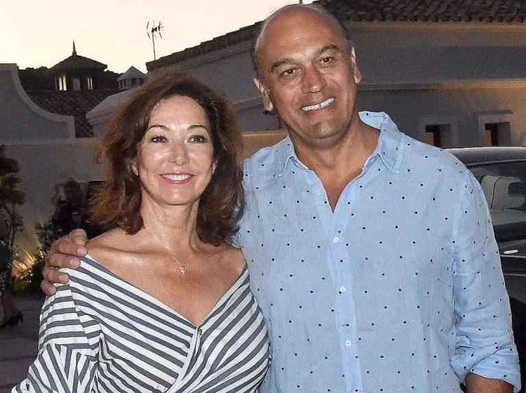 Ana Rosa Quintana se pronuncia sobre la detención de su marido