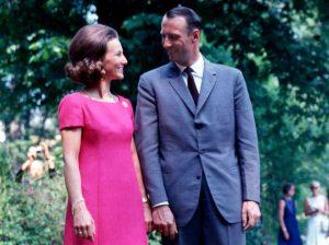 Los 50 años de amor de Sonia y Harald de Noruega, el cuento de princesas que sí se hizo realidad