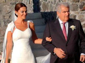 María José Suárez, emocionada al recordar cómo vivió su padre su boda griega