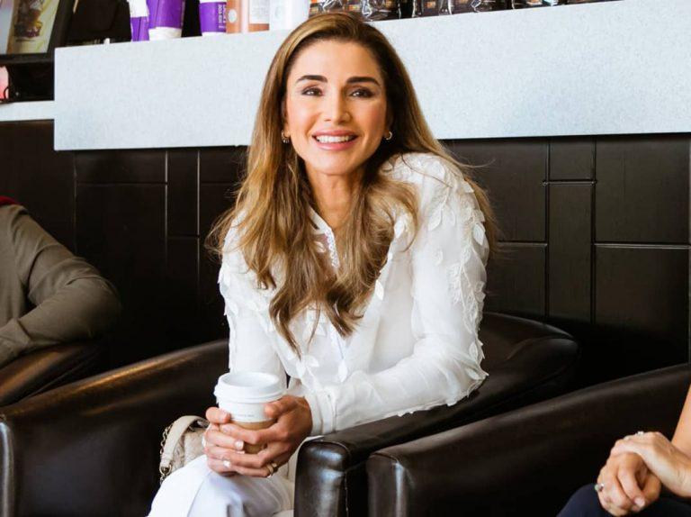 Rania de Jordania celebra su 48 cumpleaños más joven que nunca