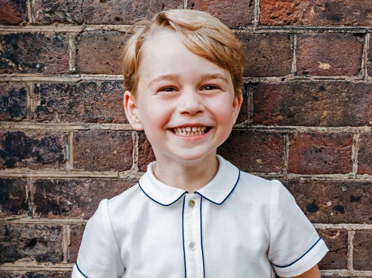 El príncipe George de Cambridge celebrará su sexto cumpleaños en una exótica isla