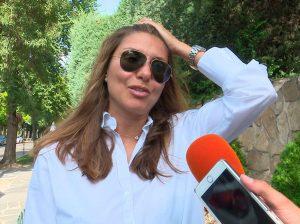 Silvia Casas informa sobre cómo se encuentra su marido, Manu Tenorio