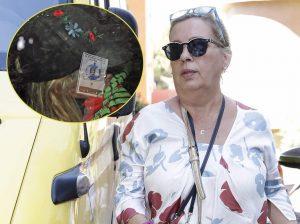 Las artimañas de Carmen Borrego para proteger su nuevo rostro
