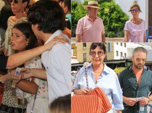 Cayetana Rivera oficializa su relación, mientras que Ágatha presume de novio ante Bordiú