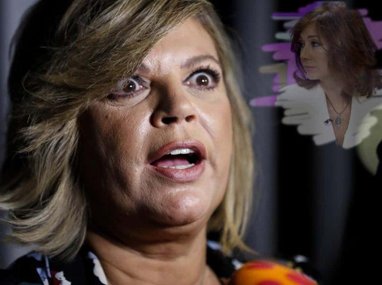 El lapsus de Ana Rosa Quintana que puede enfadar a Terelu al hablar del cambio radical de Carmen Borrego