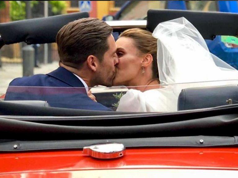 La gran boda en Sevilla de la sobrina de Mar Flores