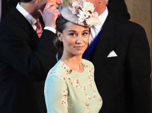 Analizamos el estilo premamá de Pippa Middleton en su 35 cumpleaños