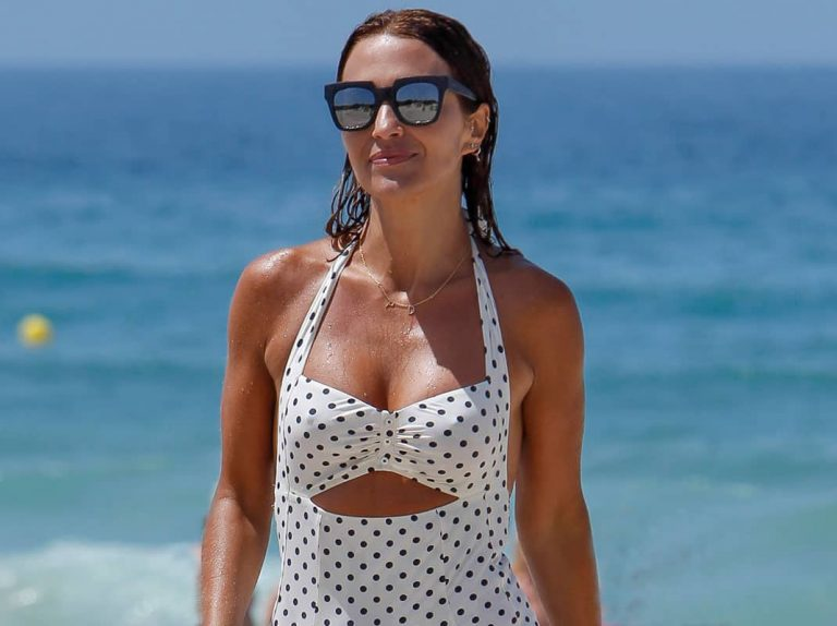 Paula Echevarría se niega a despedir el verano