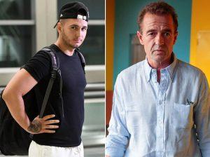 El extraño vínculo entre el hijo de Alessandro Lequio y Omar Montes