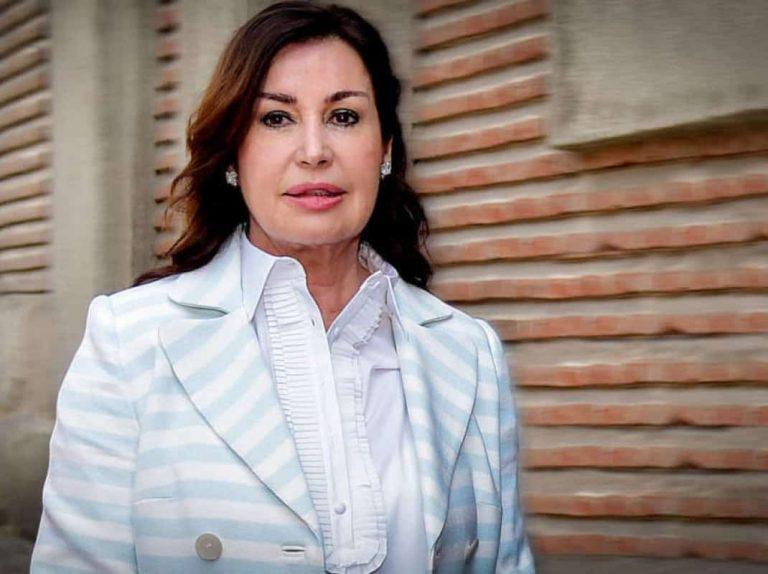 Carmen Martínez Bordiu ya es duquesa de Franco, tras pagar 2.600 euros