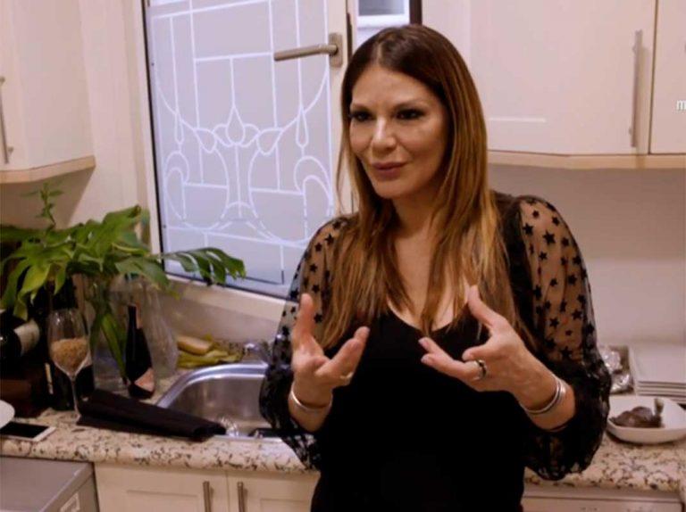 Nagore Robles, hambrienta y muy enfadada en casa de Ivonne Reyes