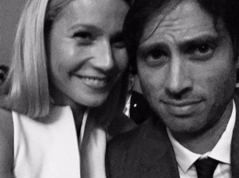 La boda de Gwyneth Paltrow reúne a grandes estrellas del cine