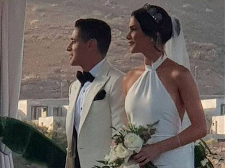 La gran boda de Carla Barber en Canarias