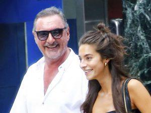 Carlos Herrera se escapa a Nueva York para estar unos días con su hija Rocío Crusset
