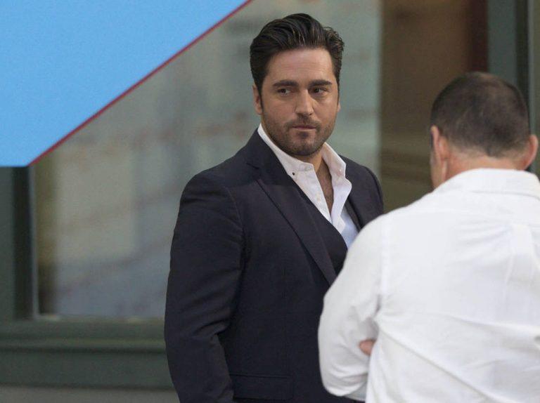 Bustamante deja en manos de sus abogados demandar a Ares Teixidó