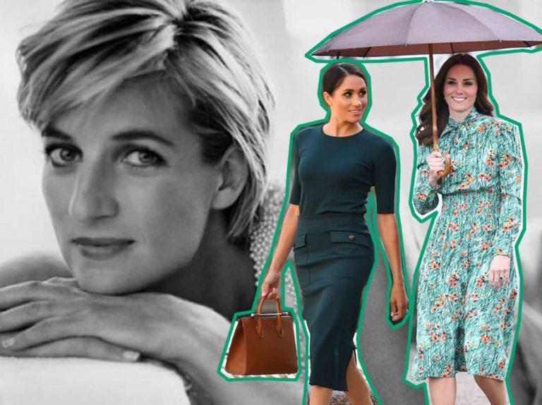 ¿Quién es la verdadera sucesora de Diana de Gales: Kate o Meghan?