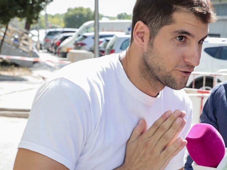 Julián Contreras Jr. se defiende de las últimas acusaciones sobre su desahucio
