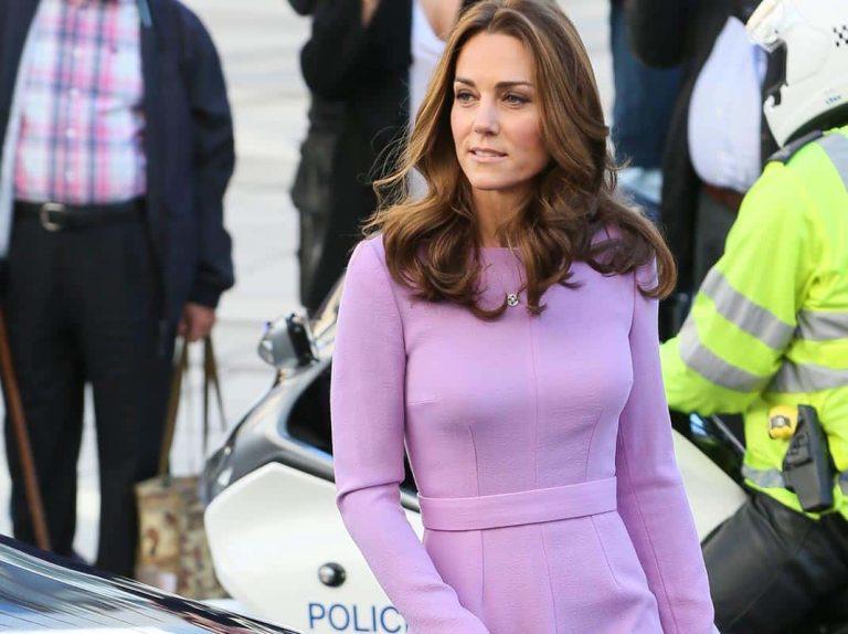 Kate Middleton reaparece tras las críticas apostando fuerte con su look para desviar la atención