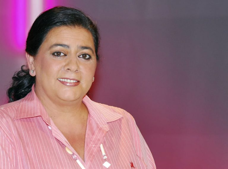 María del Monte recibe una multa por no dar sus datos fiscales a Hacienda