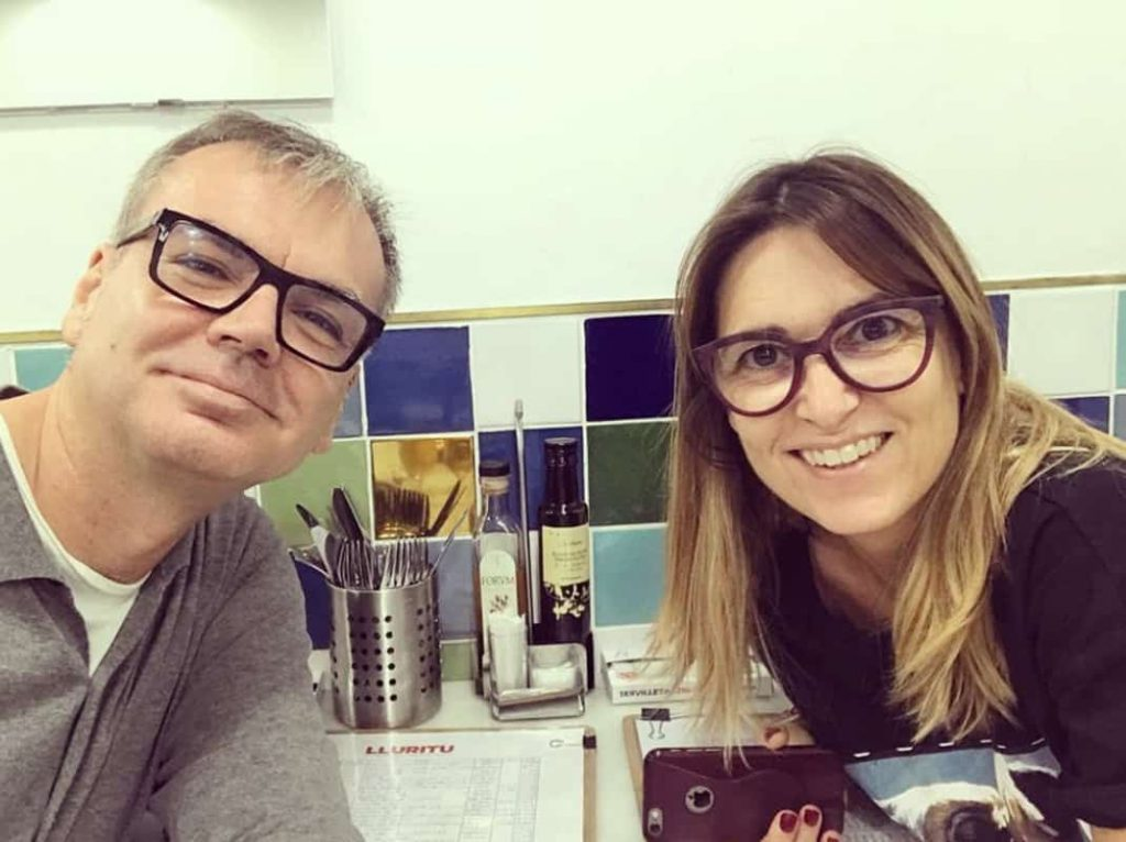 """La directora de la academia de  Operación Triunfo  está de celebración.  Noemí Galera lo ha contado así en su perfil de Instagram  """"Hoy hace 8 años  que nos ... afcc234d6eb9"""