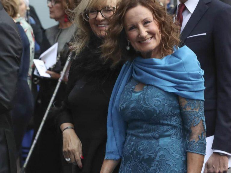 Paloma Rocasolano: el look de madrina de boda de la madre de la Reina Letizia