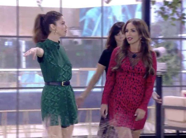 Paula Echevarría deja un muerto en 'GH Vip' con Juana Acosta y Maribel Verdú