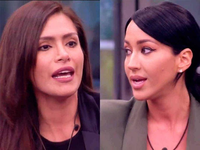 La bronca sin precedentes entre Aurah, Miriam y Mónica que ha cabreado de lo lindo a Jorge Javier