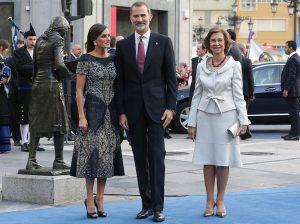 Premios Princesa de Asturias: la llegada de los Reyes, los invitados y la ceremonia, en fotos