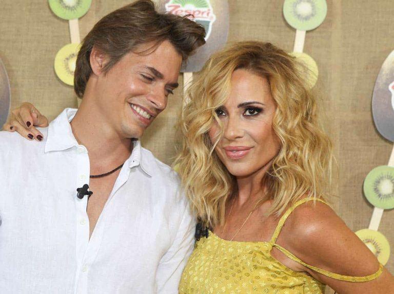 Marta Sánchez y Carlos Baute vuelven a cantar juntos, pese a la guerra de 'Colgado en tus manos'