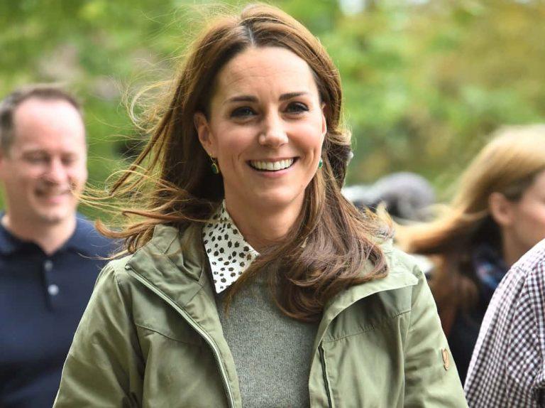 Kate Middleton reaparece tras más de dos meses desaparecida