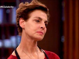 Antonia Dell'Atte carga contra todos en su expulsión de 'MasterChef Celebrity'