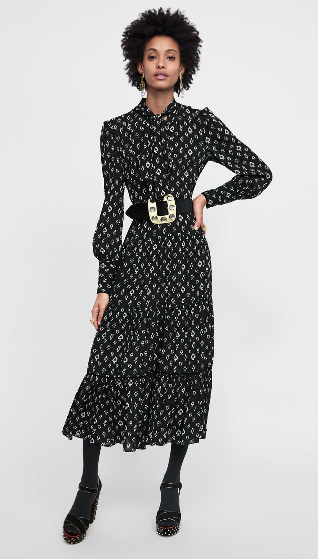 Este es el vestido en cuestión.Es de largo midi ecf8b9c8a339
