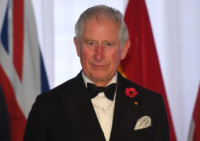 La primera imagen del príncipe Carlos de Inglaterra tras dar positivo en coronavirus