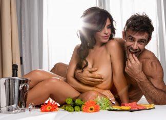 Alonso Caparrós desnudo para Primera Línea